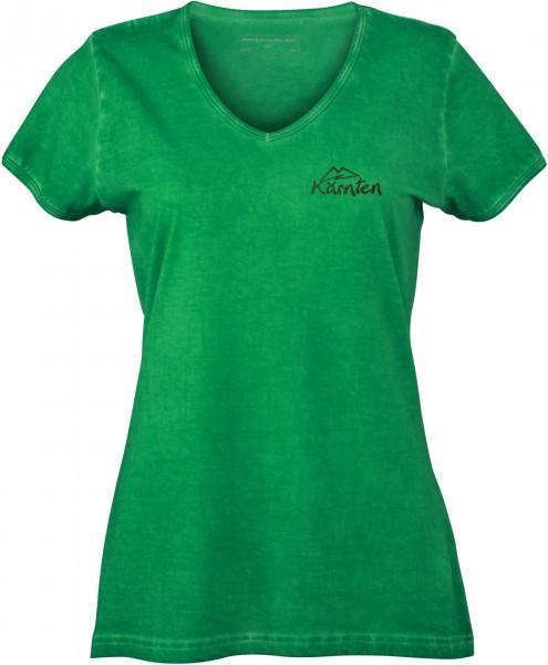 T-Shirt V-Ausschnitt Gipsy f. Damen